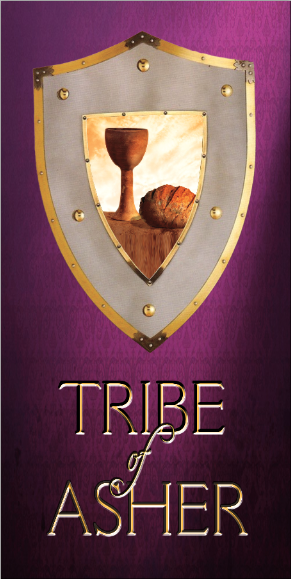 Tribe of Asher Sheild