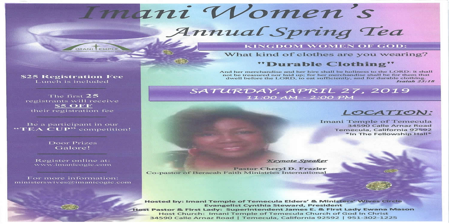 1500x750-Imani Women's Spring Tea 2019 Flyer