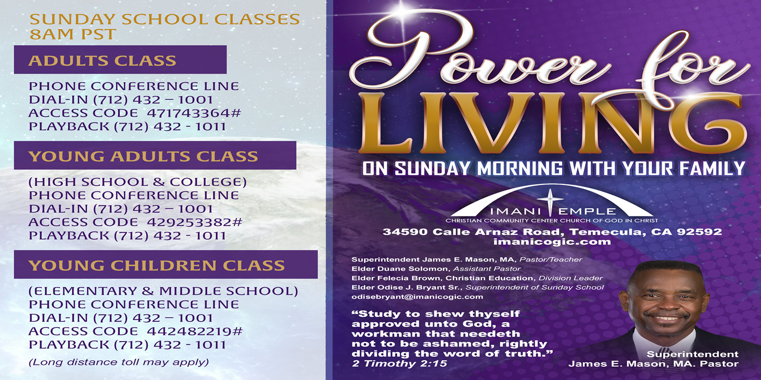 Sunday School Flyer_2020_ALT